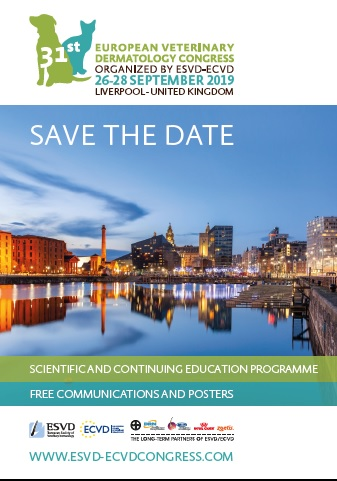 The 31th Annual Congress - Liverpool UK   ECVD